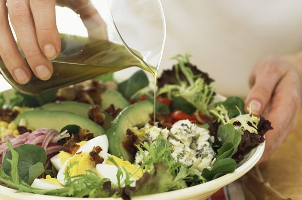 Lowering your blood glucose levels salad dressing