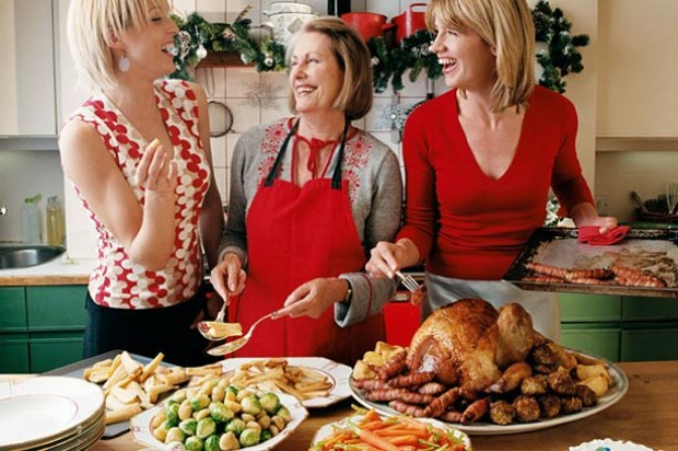 Christmas Food Home Page
