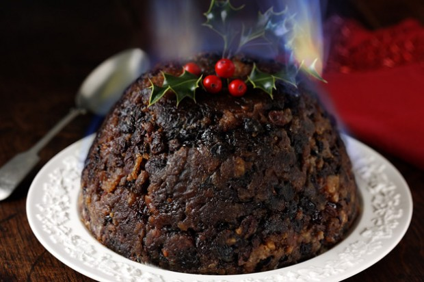 Vegetarian Christmas pudding recipe - goodtoknow