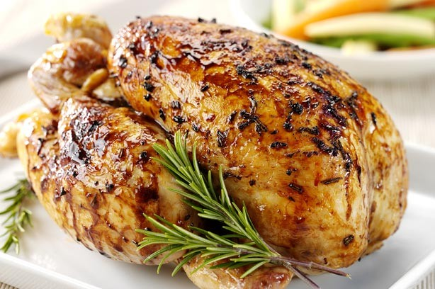 Balsamic Roast Chicken