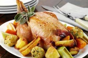Traditional Roast Chicken