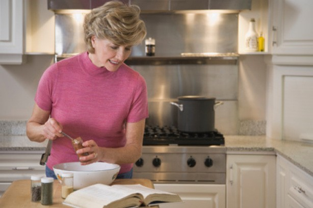 Food Category your recipes woman cooking kitchen