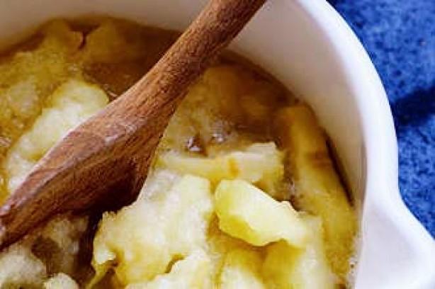 Stewed apples