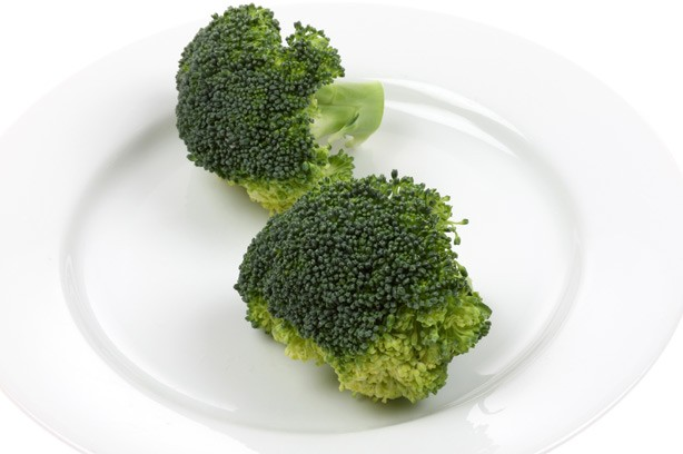 Portion size broccoli