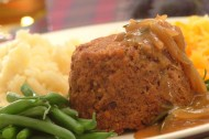 Veggie Haggis