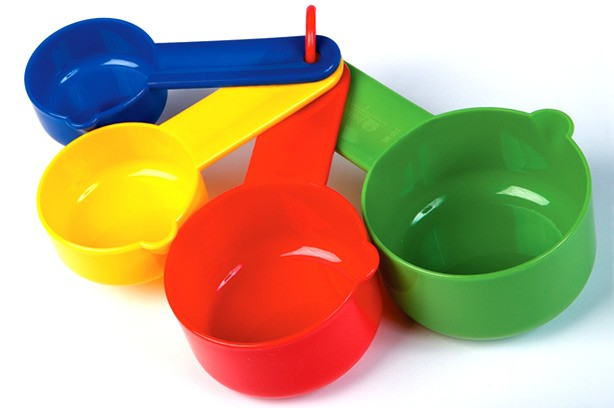 Portion pots
