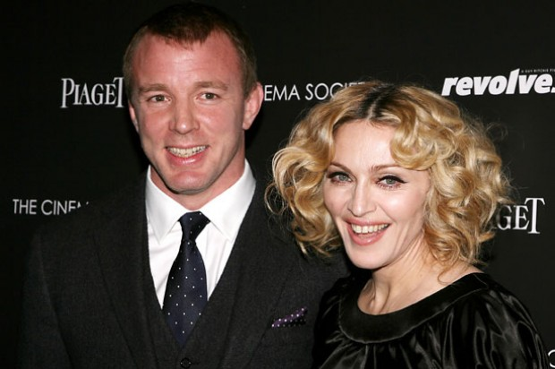 Madonna and Guy Ritchie_rex