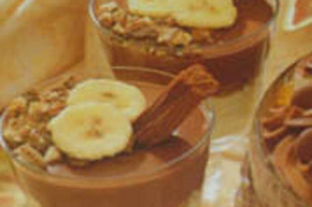 Bananaroon trifle