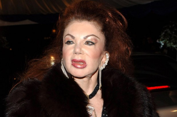 Jackie Stallone mother of Sylvester Stallone