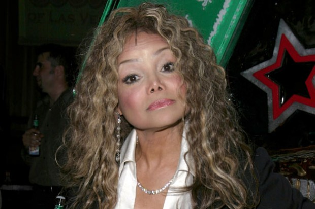LaToya Jackson with a nose like her brother_REX