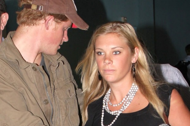 Chelsy Davy and prince Harry_rex