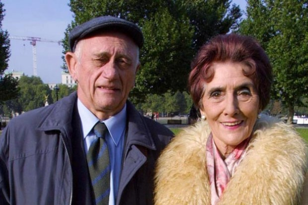 Jim Branning and Dot Cotton, Eastenders_REX