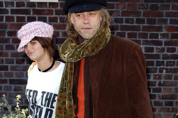 Pixie and Bob Geldof, celebrities and their kids_rex