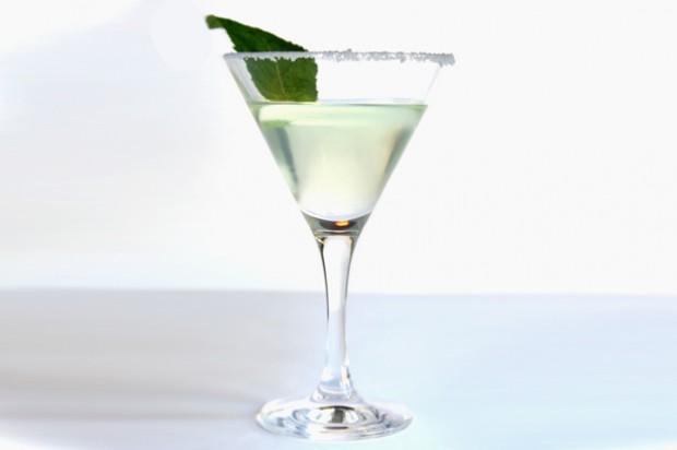 Detroit martini