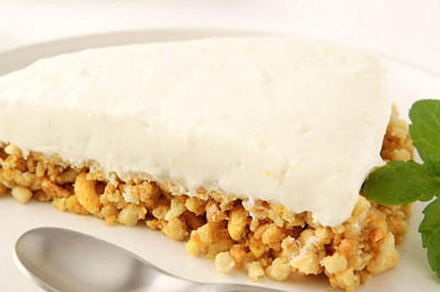 Tana Ramsay's whole grain cheesecake