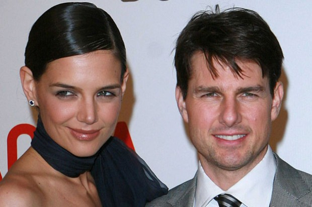 Katie Holmes and Tom Cruise, celebrity couples_REX