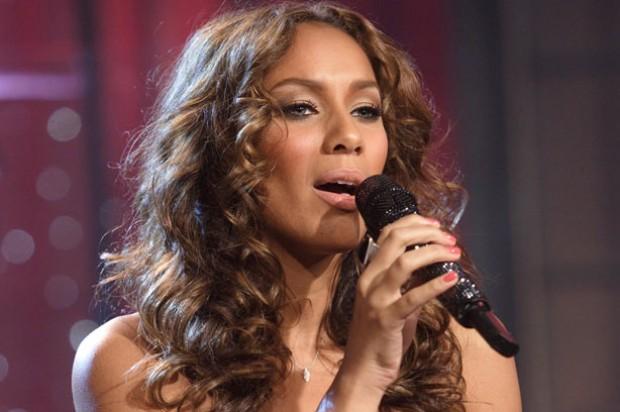 Leona Lewis singing