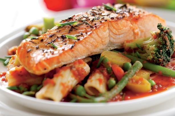 25 ways with salmon fillets | Salmon fillet recipes