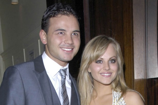 Tina O'Brien and Ryan Thomas are expecting their first child