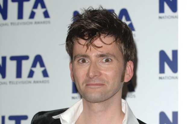 David Tennant has split from girlfriend Bethan