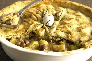 Leftover lamb recipes - Lamb pie - goodtoknow