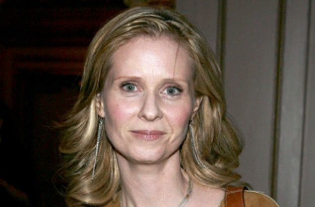 Cynthia Nixon has been battling with breast cancer
