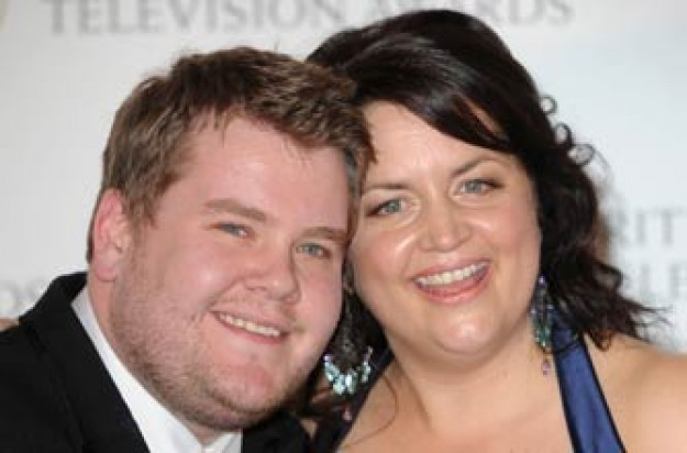 James Corden picked up 2 Baftas for Gavin and Stacey