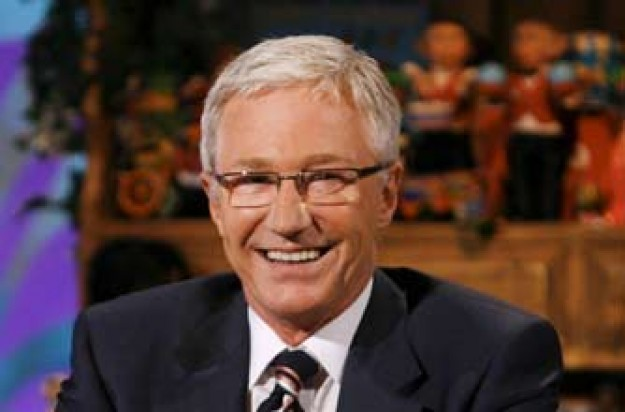 Paul O'Grady has collapsed in the shower