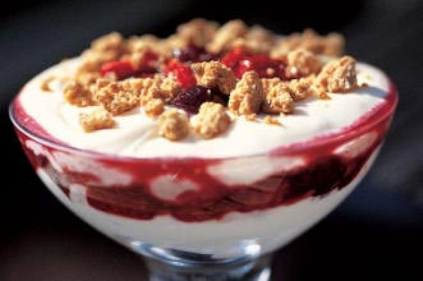 Gordon Ramsay's summer fruit trifle recipe