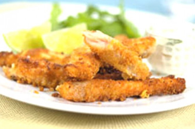 Gordon ramsay 39 s lemon sole goujons recipe goodtoknow for Sole fish recipes