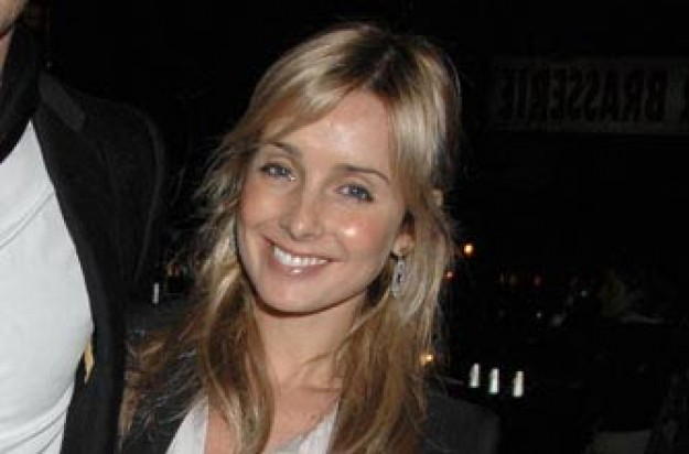Louise Redknapp is pregnant