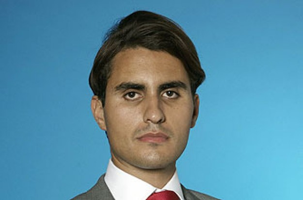Raef from The Apprentice