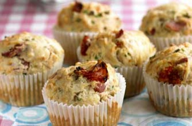 Lunchbox muffins