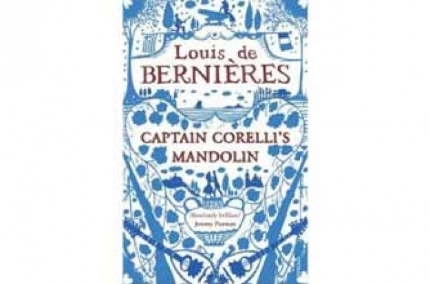 Review Louis De Berniere's book Captain Corelli's Mandolin