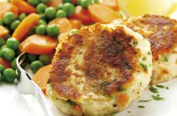 Cheap family meals recipes under 1 per head potato and for Salmon fish cake recipe