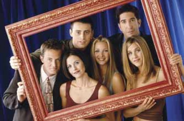 Is Friends The Movie on its way