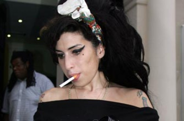 Amy Winehouse has been rushed to hospital