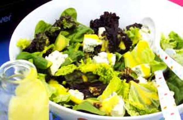 Blue cheese salad_WW