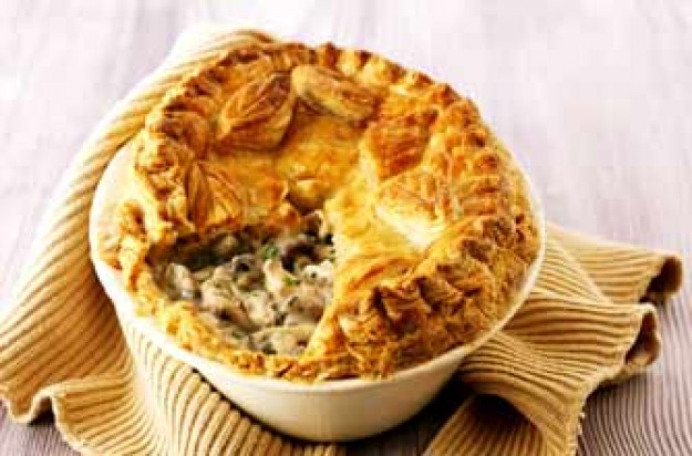 Sophie Conran's chicken and mushroom pie_Mushroom UK