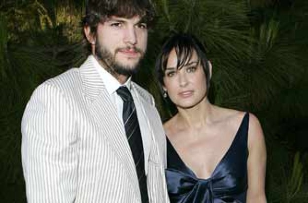 Demi Moore and Ashton Kutcher_rex