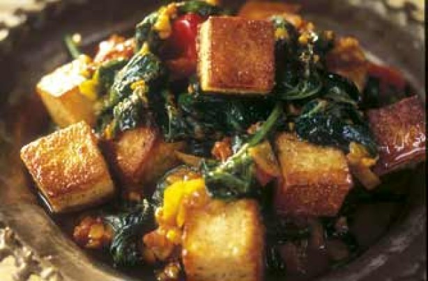 Hairy Bikers' palak paneer