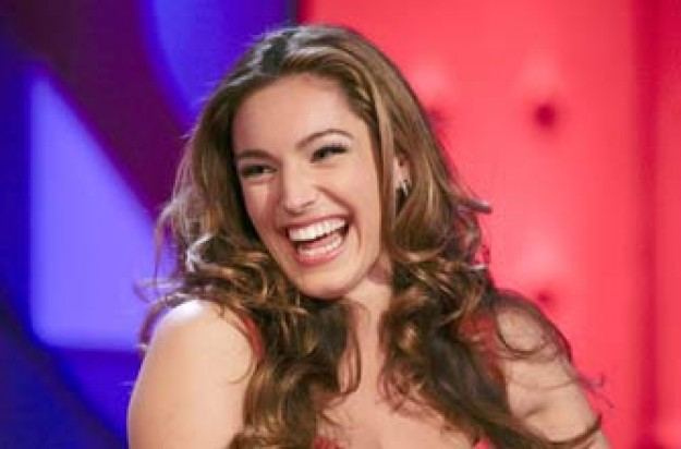 Kelly Brook's got a new boyfriend