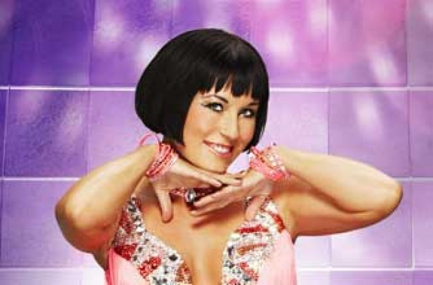 Jessie Wallace has been causing trouble behind the scenes on Strictly