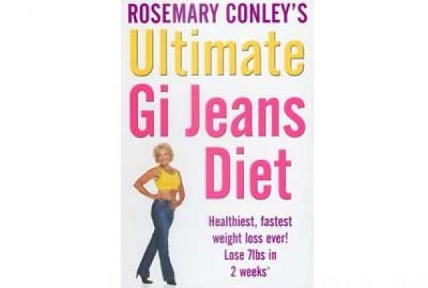 Rosemary Conley GI jeans diet