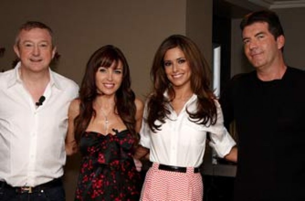 Find out who got which category on this year's X Factor