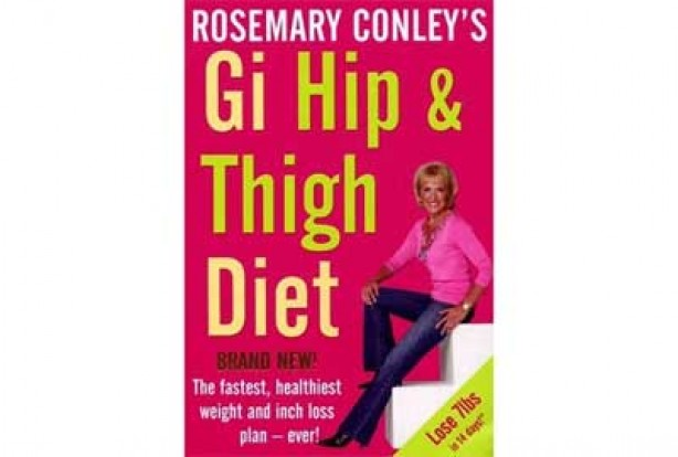 GI Hip and thigh Diet by Rosemary Conley