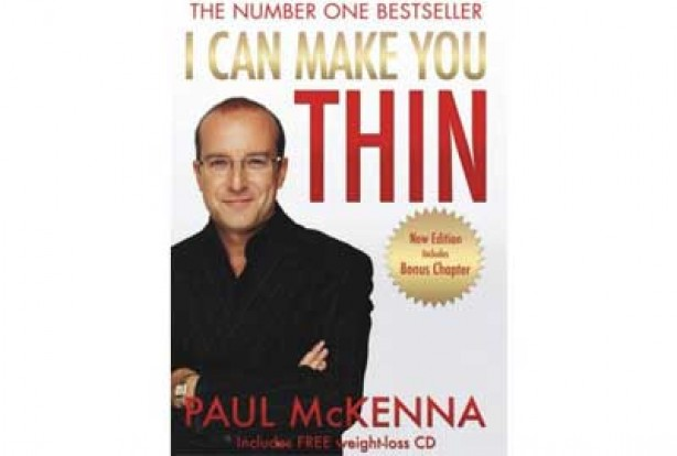 I can make you thin by paul McKenna