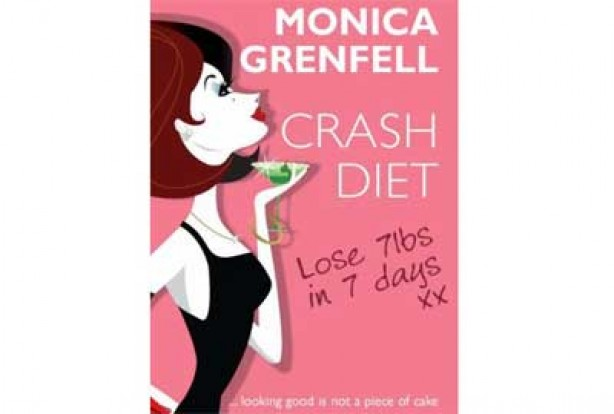Crash diet - lose 7lbs in 7 days by Monica Grenfell