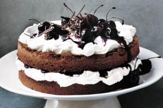 Gordon Ramsay S Black Forest Cake Recipe Goodtoknow