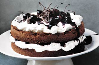 Gordon Ramsay S Black Forest Cake Recipe Goodtoknow